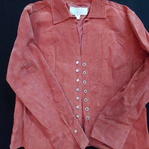 Washable Suede Jacket